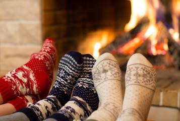 confort - foyer ouvert feu - Atraconfort