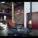 STUV - Poele à bois présentation de marque STUV - Atraconfort
