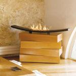 Chauffage à l'éthanol FOCUS Zen - Atraconfort