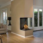 Foyer gaz BELLFIRES 3 vitres - Atraconfort