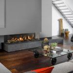 Aménagement d'un foyer gaz BELLFIRES - Atraconfort