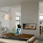 Foyer Gaz double face BELLFIRES - Atraconfort