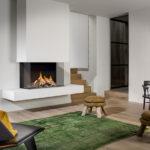 Foyer Gaz BELLFIRE Grande vision - Atraconfort