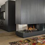 Foyer gaz BELLFIRE Tete Cloison - Atraconfort