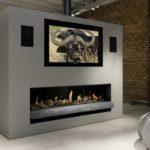 Foyer Gaz BELLFIRES Horizon Bell XXL - Atraconfort